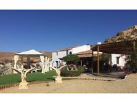 Retreat in Antas, Spain £60.00 per twin room with One or Two people sharing