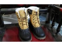 Timberland Earthkeepers Juniors 3.5 Brand New