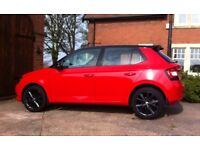 2015 Skoda Fabia 1.2 Colour Edition with glass roof