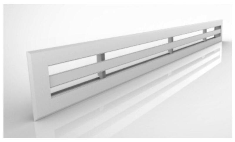 DLAC - Linear Slot Diffuser