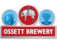 Sales Representative - Ossett Brewery