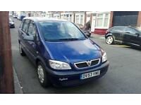 For ale Vauxhall Zafira 53 Plate 1.8 Club 7 SEATER 11 MONTH MOT PX AVAILABLE