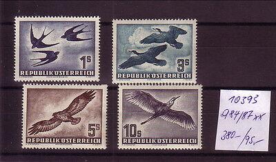 Österreich   **  984/87         Michel  380.-    K  10393