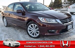 2014 Honda Accord Touring Navigation, Leather Interior, Remote S