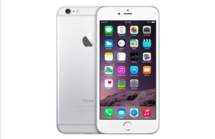 Apple iPhone 6 Plus (128GB, Silver) BRAND NEW