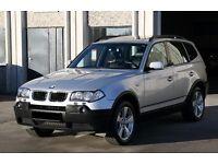 2006 BMW X3 2.0 d SE SUV 5dr Diesel Manual 150 bhp) Swap P.x Welcome