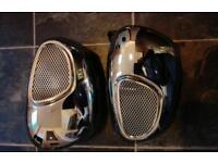 Yamaha XV750 air filter covers