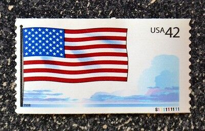 2008USA 4273 42C STARS AND STRIPES - FLAGS OF OUR NATION  MINT NH  FLAG
