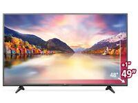 "49"" LG Ultra HD 4K TV - Used"