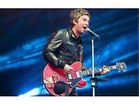 Noel Gallagher's high flying birds ticket