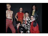 HMLTD - GENERAL ADMISSION STANDING - ELECTRIC BALLROOM - TUES 24/10!