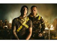 Twenty One Pilots Tickets - Standing with VIP Lounge passes - Wembley Arena - 7th March 2019