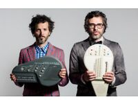 1 x Flight of the Conchords ticket for the O2 on 30th March