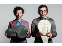 3 X FLIGHT OF THE CONCHORDS - LONDON O2 - 30TH MARCH!