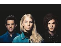 2 x London Grammar tickets for the 23rd October