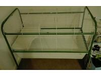 Large pet cage rabbit / guinea pigs