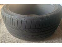 4x Bridgestone R18 used tyres (~6mm tread)