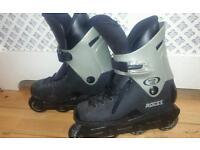 Roller skate boots