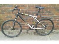 GT mountain bike, very good condition, kept indoor.