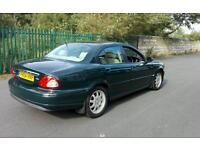 For sale Jaguar X type 2005 2.0 DIESEL Full MOT GOOD RUNNER