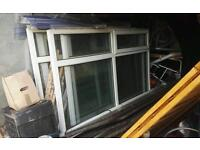 Lean to Conservatory dismantled windows roof and door.