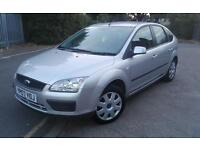 2007 Ford Focus 1.6 LX automatic very very low mileage