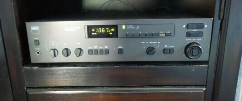Stunning NAD 7250PE Stereo receiver power envelope