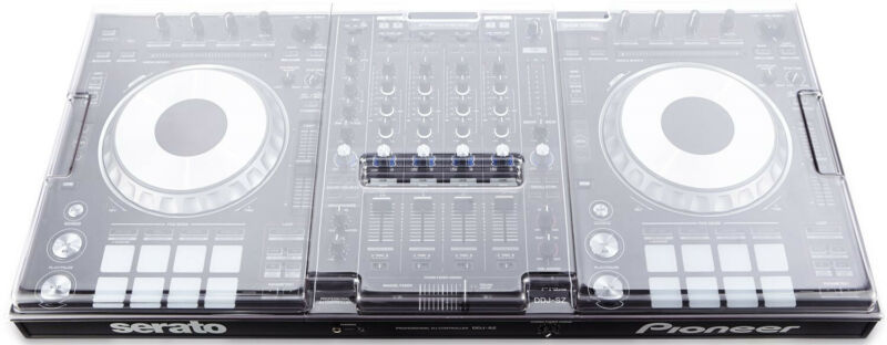 Decksaver Pioneer DDJ-SZ DDJ-RZ Turntable Cover