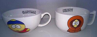 X2 South Park mugs Cartman Kenny cup bone china espresso