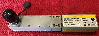 Agilent Keysight E8486a Waveguide Power Sensor 60-90ghz Ships From The Usa
