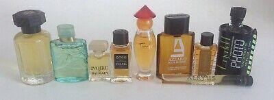 Lot de miniatures flacons échantillons de parfum VOIR PHOTOS Lagerfeld #3
