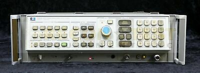 Agilent Hp Keysight 8568a Spectrum Analyzer