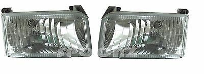 COACHMEN CATALINA 1998 1999 2000 DIAMOND HEAD LIGHTS LAMPS RV HEADLIGHTS - SET