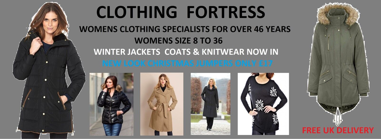 Clothing Fortress