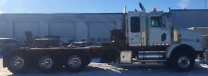 Western Star 4900 Triaxle with 40 Ton Winch and Wetline