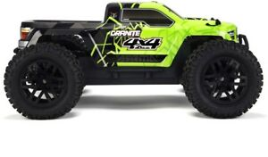 ARRMA RC 4*4 truck with mint condition