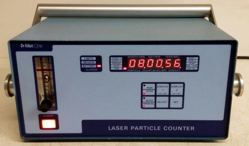 MET ONE 208-1-115 LASER PARTICLE COUNTER MODEL 204531-1