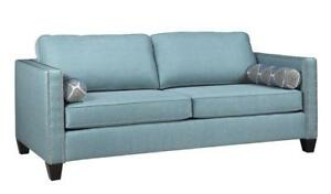 TURQUOISE SOFA FOR SALE - SOFA LOVESEAT SALE (BD-1252)