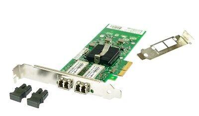 Intel Gigabit EF Dual-Port Server Adapter 2x LC-Duplex 1000Base-SX E1G42EF