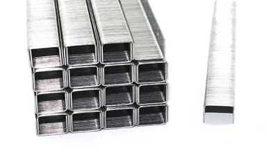 10000 Stück Tackerklammern 8 mm Typ 53 Breite: 11,3 mm Handtackerklammern Tacker