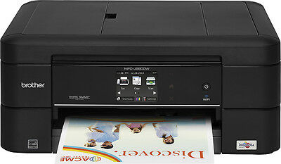 MFC-J680DW Inkjet Multifunction Printer - Color - Photo Prin