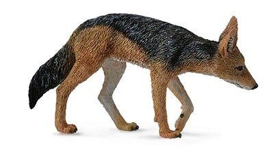 Schabrackenschakal Windhund 7 cm Wildtiere Collecta 88665