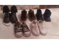 Boy shoe bundle size 8