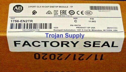 2021 SEALED Allen Bradley 1756-EN2TR free shipping