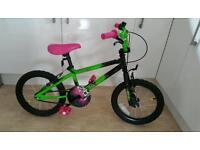 Kids bike age roughly 5-8