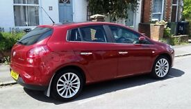 Fiat Bravo 2011, 1.4T-Jet (120 bhp), AUTOMATIC, XENON, SUBWOOFER, Full Service History, WARRANTY!