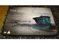 The Longest Day DVD Book Print boxset
