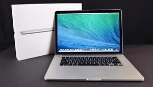 Apple macbook Pro 15-inch Retina 16 GB RAM 256 GB SSD