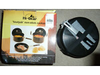 HI-GEAR NON-STICK COOK SET,CAMPING,FISHING ETC,NEW IN BOX