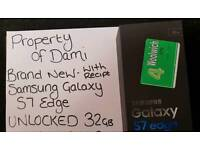 Samsung Galaxy S7 Edge SM-G935 32GB Black Onyx (Unlocked)
